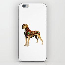 Sadie - Zombie Watchdog iPhone Skin