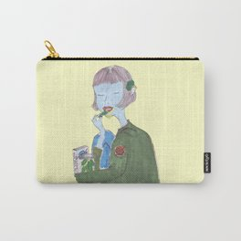The girl from NASA Carry-All Pouch