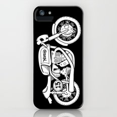 Norton Model 30 - Cafe Racer series #2 iPhone (5, 5s) Slim Case