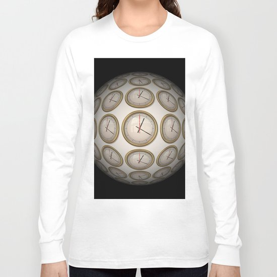 Time Time Time Long Sleeve T-shirt