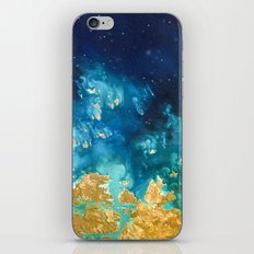 Abstract planet iPhone & iPod Skin