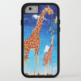G is for Giraffe iPhone Case