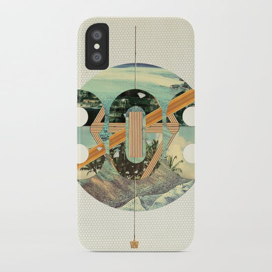 808 State iPhone Case