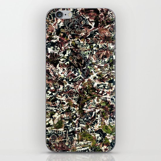 tribal. iPhone & iPod Skin