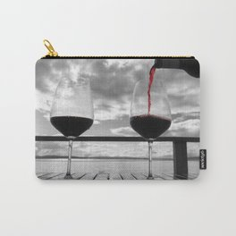 Wine Enthusiast Carry-All Pouch