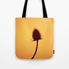 Golden Teazle Glow Tote Bag