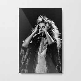 Stevie Nicks Poster, Stevie Nicks Print On Canvas Poster, Art Painting, Decoration Picture Room Decor, Gift Art, Wall Art, Gift Poster Metal Print
