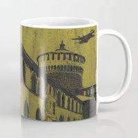 milan Mugs featuring Milan 5 by Anand Brai