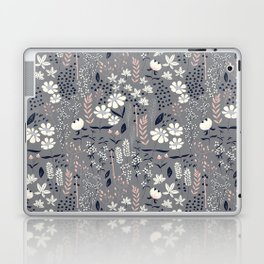 Flower garden 003 Laptop & iPad Skin