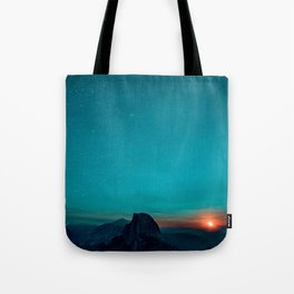 The Sunrises (Color) Tote Bag