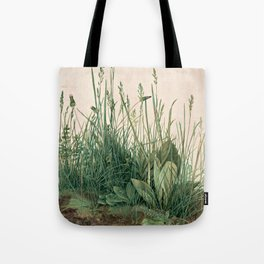 The Large Piece of Turf  Tote Bag