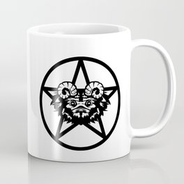 Goat Man  Coffee Mug
