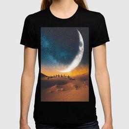 Morocco's desert T-shirt