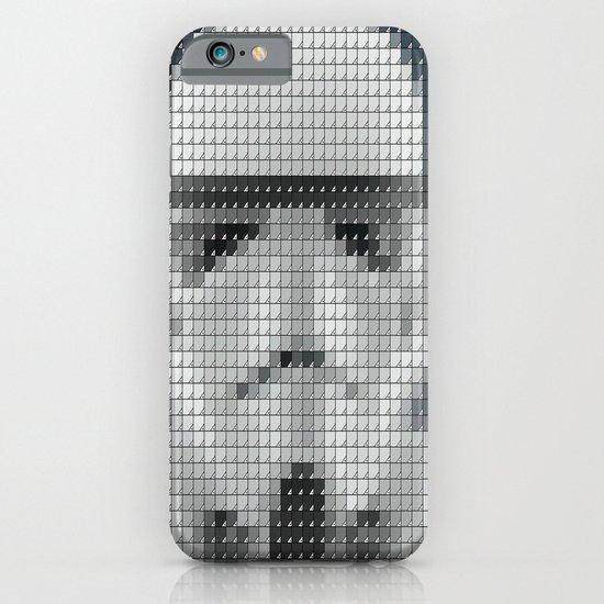 Stormtrooper Pantone Pop iPhone & iPod Case