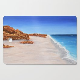 Pure Shores Cutting Board