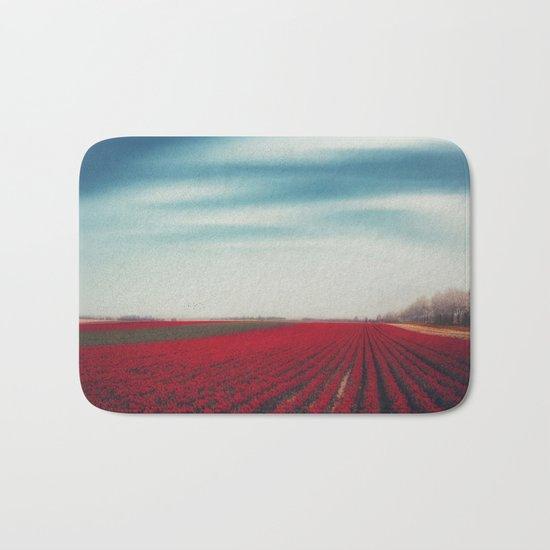 10000001 Tulips Bath Mat