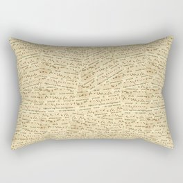 Noteworthy Rectangular Pillow
