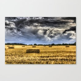 Storm Clouds Rising Canvas Print