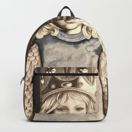 Edward - King of the Forest Backpack
