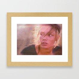 La Vie D'Adèle Framed Art Print