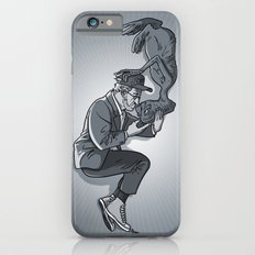 Cannes 2013 x Spielberg x ET (black and white) iPhone 6s Slim Case