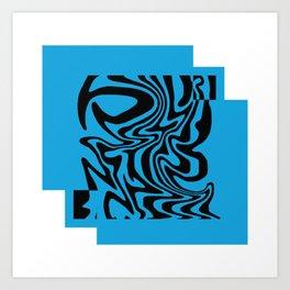 Aesthetic -  Unkown Art Print