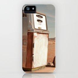 Desert Gas iPhone Case