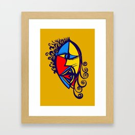 ambiguous Framed Art Print