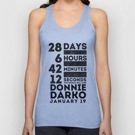 Donnie Darko 28:6:42:12 Unisex Tank Top