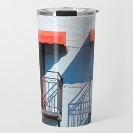 Balconies For Two Travel Mug