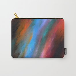 Chakra Karma Art Deco Abstract// Art Print Carry-All Pouch