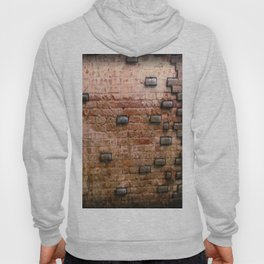 Airbrushed Bricks Hoody