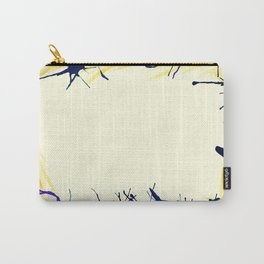 Ink border Carry-All Pouch