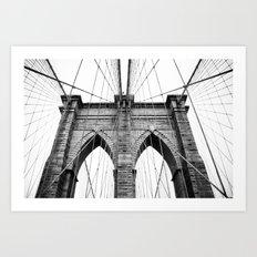 new york #3 Art Print