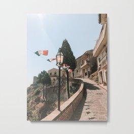 Sicily Metal Print