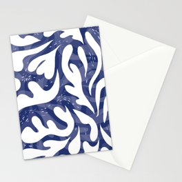 echo of the waves Stationery Cards