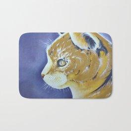 Pop art - Cat Bath Mat