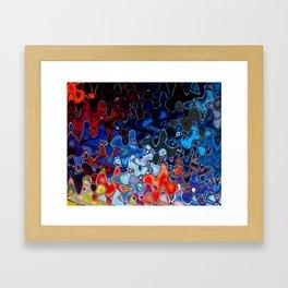 Havoc Framed Art Print
