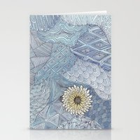 daisy Stationery Cards featuring Daisy by sinonelineman