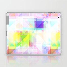 Geometric Splash Laptop & iPad Skin