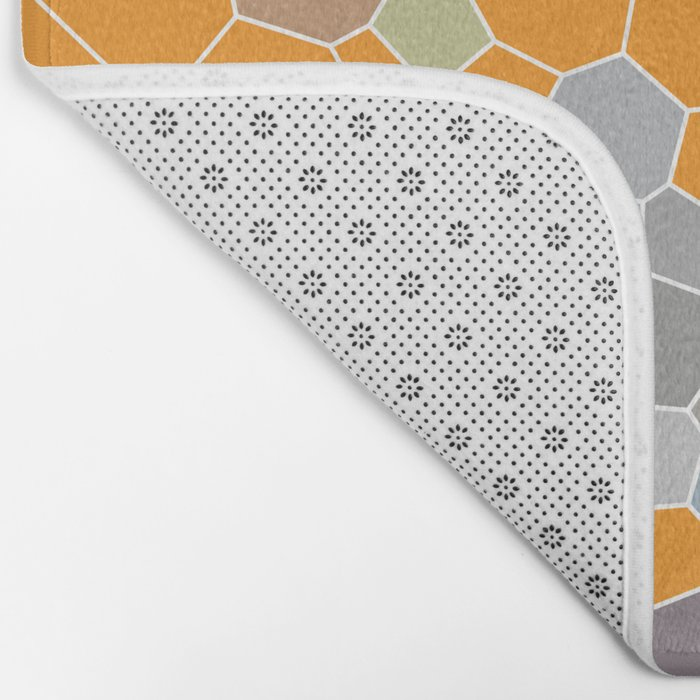 Exprimental Pattern XXIII Bath Mat