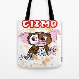 GIZMO - GREMLINS ILLUSTRATION  Tote Bag