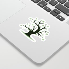 Olive Tree Sticker