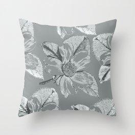 Flowers 606 Throw Pillow