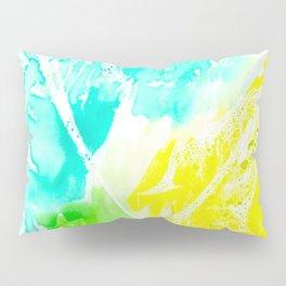 Resist Leaves Pillow Sham
