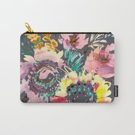 Meadow Bouquet Carry-All Pouch