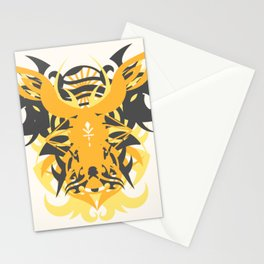 Abstraction Ten Nemesis Stationery Cards