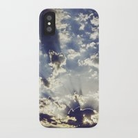 oslo iPhone & iPod Cases featuring Oslo Sky  by Håkon Jørgensen