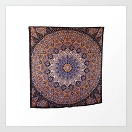 Beautiful Star Mandala Wall Hanging Tapestries Home Decor Art Print