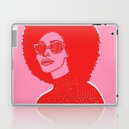 Kara Pink Laptop & iPad Skin